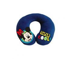 Cuscino da viaggio per bambini - Disney - Mickey Mouse Cool