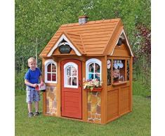 Casetta Gioco in legno con cucina ed accessori – KidKraft