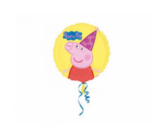 Palloncino Gonfiabile 43cm Peppa Pig