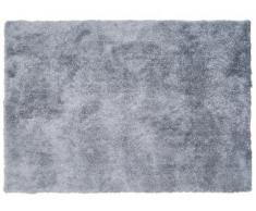 Tappeto shaggy GLITTER 160 x 230 cm - Argentato