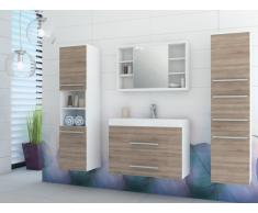 Set MARYLIN - Mobili da bagno - Beige e bianco