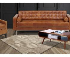 Tappeto CIRCA - 100% lana taftato a mano - 160 x 230 cm
