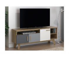 Mobile TV 3 ante, 3 nicchie Multicolore - AURORA