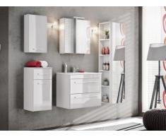 Set Mobili per bagno Bianco - MOLLY