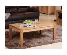 Tavolino in Legno di quercia oliato - BROCELIANDE II