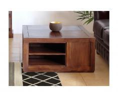 Tavolino quadrato in Teak massello - BOMBAY II