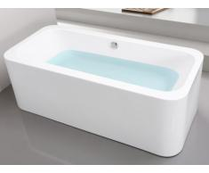 Vasca da bagno centro stanza di design KASIA - 1 posto - 80x170x60 cm - 215L