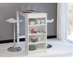 Mobile bar JANIS - Colore Bianco