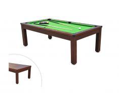 Tavolo trasformabile - Biliardo IMPERIALE - 207 x 114 x 79 cm