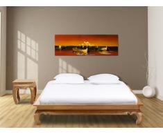 Letto LOVINA II in teak massello - 160x200 cm - Colore naturale