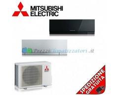 Mitsubishi Condizionatore MSZ-EF22VE2W-B-S MSZ-EF35VE2W-B-S MXZ-2D53VA Dual Split Serie KIRIGAMINE ZEN 7+12 Btu (8+12)