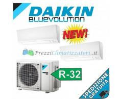 Daikin Condizionatore FTXM20M FTXM42M 2MXM50M Dual Split Gas R-32 Bluevolution 7+15 WiFi Ready