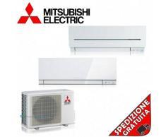 Mitsubishi Condizionatore MSZ-EF18VE2W MSZ-SF50VE MXZ-2D53VA Dual Split 5+18 Btu (6+18)