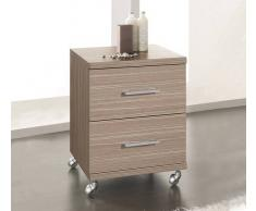 TFT Home Furniture Cassettiera Giava - Wood Cream