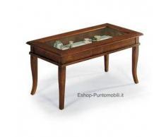 ART 449/A Tavolino bacheca 100x50cm.