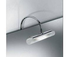 linea light Applique per specchio Mirror - Cromo