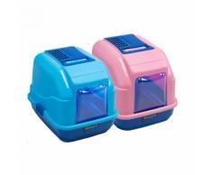 Toilette Coperta Gimbi: Toilette - Azzurro/Blu