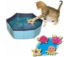 Piscina gioco per gatti Croci: Ø 30 cm x h 10 cm