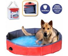 Camon Piscina per Cani (Doggy Pool): Large Ø 160x30 cm