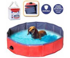 Camon Piscina per Cani (Doggy Pool): Medium Ø 120x30 cm