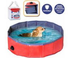 Camon Piscina per Cani (Doggy Pool): Small Ø 80x20 cm