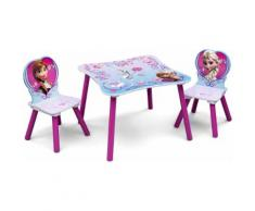 Delta Kids Tavolino con Sedie Disney FROZEN