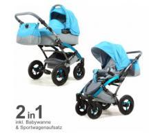 Knorr-Baby Passeggino Voletto Happy Colour
