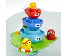 Giocattolo da bagnetto fontana acqua di Yookidoo