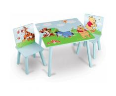 "Tavolino con sedie ""WINNIE POOH"" di Delta Kids"