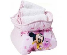 Filet Minnie Mouse Cestino Portasalviette