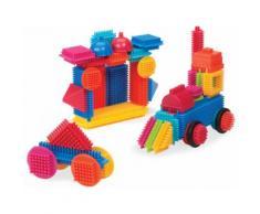 Bristle Blocks Set Costruzioni Secchio