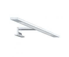 IMENE lampada specchio 1 LED x 6W alluminio/cromo EGLO 92095
