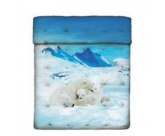 bassetti Trapunta Bassetti Bears in the snow IMAGINE