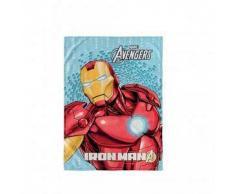 bassetti Plaid Bassetti Iron man Marvel