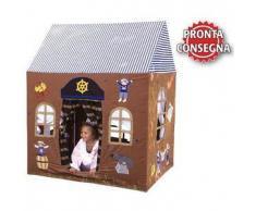 Casetta Pirati in Tessuto per Bambini di Legler