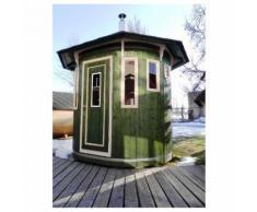 Sauna finlandese fino a 7 persone da esterno