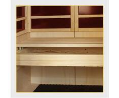 Molle per panca in legno o schienali sauna