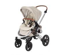 Maxi-Cosi 1303332110 Nova - Passeggino a 4 ruote, utilizzabile dalla nascita fino a circa 3, 5 anni, comodo passeggino fuoristrada, colore: Beige