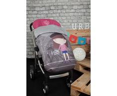 Babyline Oh La La - Sacco di sedia di passeggino