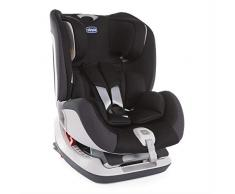 Chicco Seat Up Seggiolino Auto, 0-25 kg, Gruppo 0/1/2, Reclinabile, Isofix, Jet Black