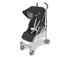 Maclaren Passeggino Quest - Super accessoriato, leggero, compatto. Newborn Safety System™, compatibile con la Culla portatile Maclaren, cappottina estensibile UPF 50+/impermeabile, accessori inclusi.