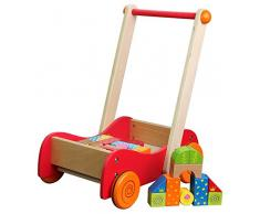 New Classic Toys 1300 girello per bambino Multicolore