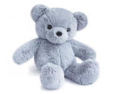 Histoire d ours Orso Colorare peluche orso grigio 45 cm