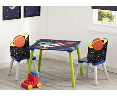 Delta Children TT87402AA Completo di Tavolo e Sedie Astronauta