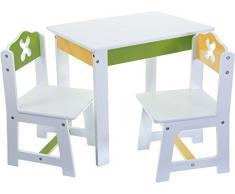 BIECO- Gruppo seggiolino per Bambini, Multicolore, Siva_74199200