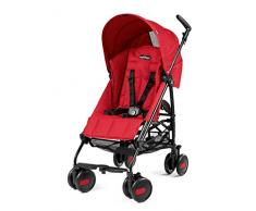 Peg Perego Pliko Mini Passeggino Singolo, Geo Red