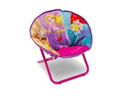 Delta Children Tc83550Ps Sedia a Forma di Coppa per Bambino, Disney Princess