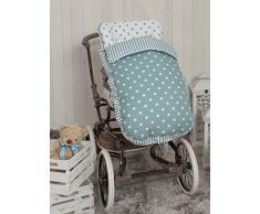 Babyline giostra - Sacco di sedia di passeggino Verde