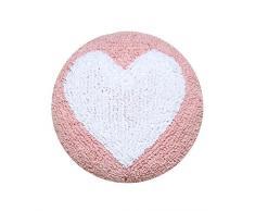 Happy Decor HDK-CU-RH-PKW - Cuscino lavabile, colore: Rosa