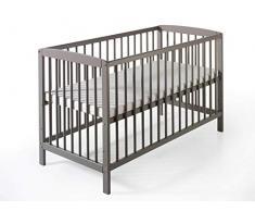 Schardt 03 014 19 53 Culla Legno Grigio letto per bambini e neonati